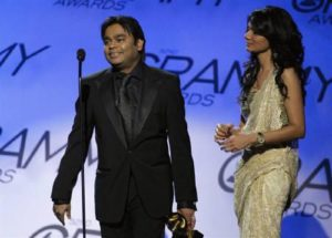 AR Rahman is the delight of Tamils all over the world, yet again. He won the first of two Grammy awards for the best compilation soundtrack album