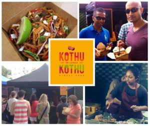 enjoy sri lankan kothu roti in the heart of London
