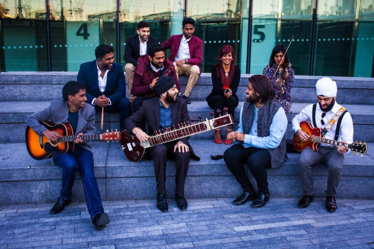 Project 12 are a group of young Briish musicians from diverse musicial backgrounds with a passion for composing and performing contemporary music.