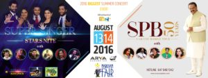 Canada's biggest live Tamil music events take place in August 2016
