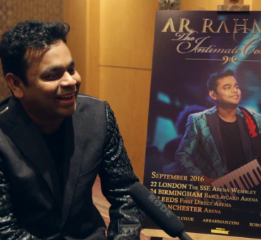 AR Rahman share his advice to independent artists.