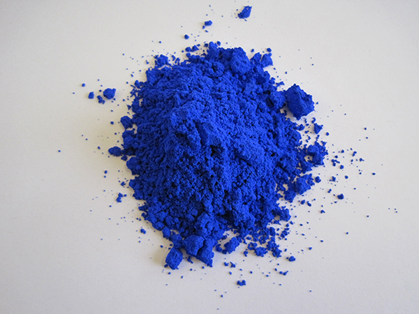 a new shade of blue YInMn discovered by a team led by Mas Subramanium