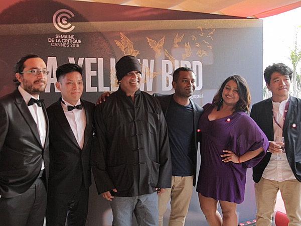 Singaporean Tamil film director's debut premieres at Cannes 2016