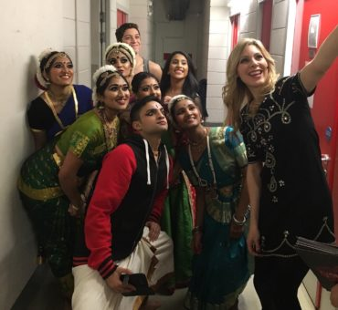 Tamil Dancer competes in BBC's Young Dancer 2017