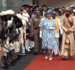 When Kamal met Elizabeth, the Queen : Photos from 1997 & 2017