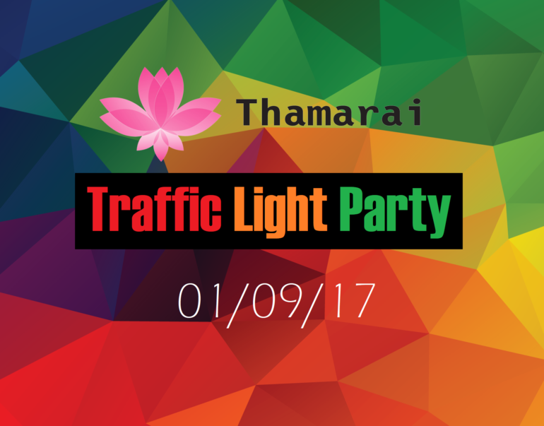 Thamarai Presents U201cOver 25s Traffic Light Partyu201d In London