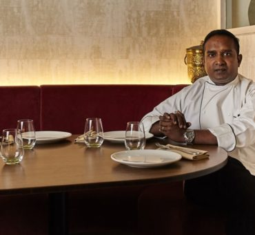 London's Kahani by Michelin starred Tamil chef Peter Joseph