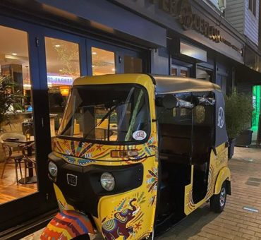 British Tamil entrepreneurs open south London's latest go-to hotspot Copper Ceylon