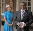 British Tamil Doctor Ganesh Suntharalingam awarded OBE